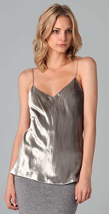 T by Alexander Wang Panne Velvet Camisole