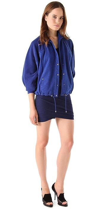 T by Alexander Wang Batwing Sweat Jacket