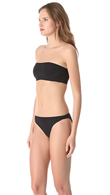 T by Alexander Wang Bandeau with Removable Straps