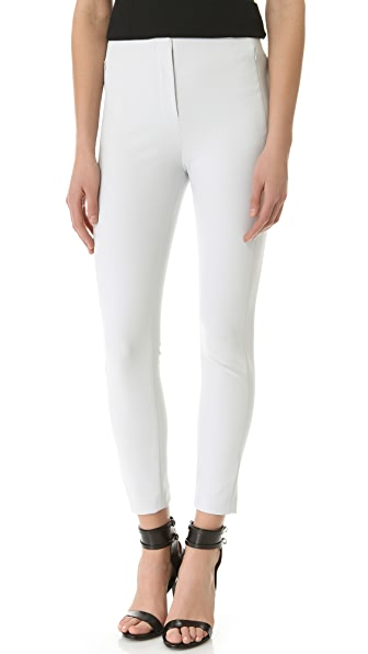T by Alexander Wang Tech Suiting Cropped Pants