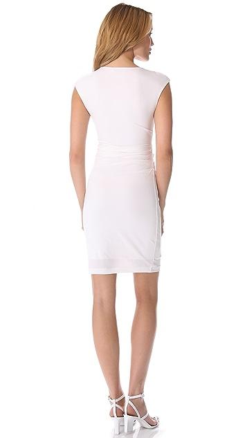 T by Alexander Wang Twist Dress