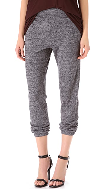 T by Alexander Wang French Terry Sweatpants