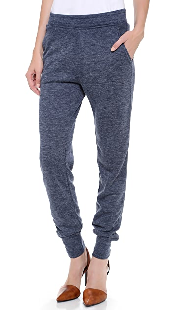 T by Alexander Wang Fleece Sweatpants