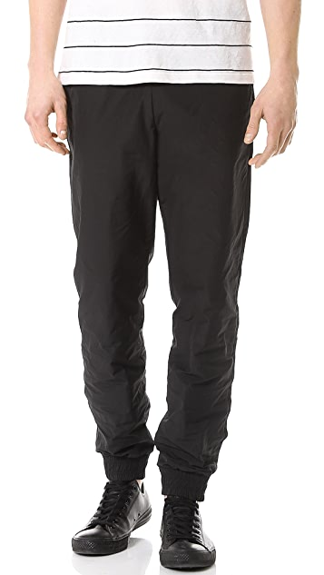 T by Alexander Wang Lightweight Nylon Track Pants