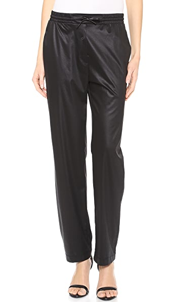 T by Alexander Wang Drawstring Pants