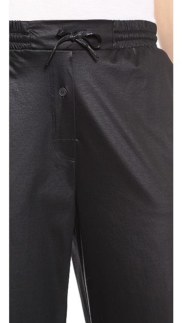 T by Alexander Wang Drawstring Pants