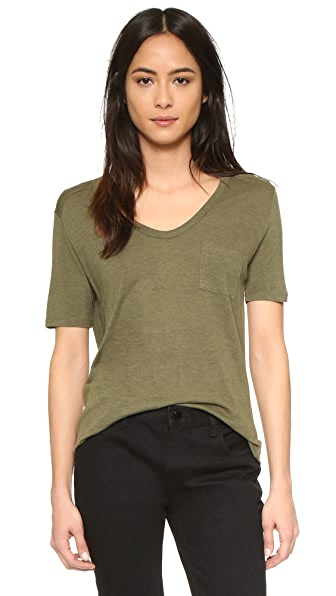T by Alexander Wang Classic Tee