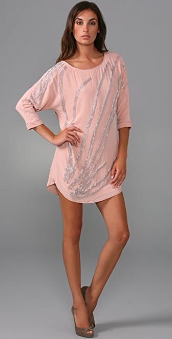 Twelfth St. by Cynthia Vincent Shirttail Mini Dress