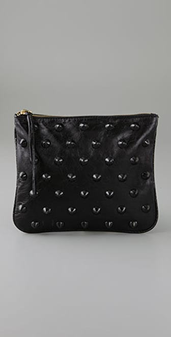Twelfth St. by Cynthia Vincent Studded Pouch