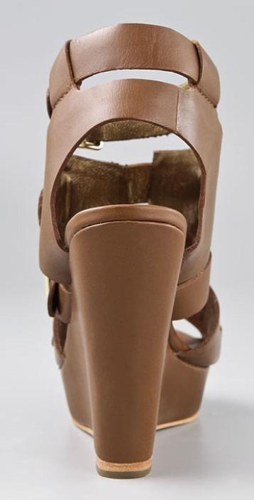 Twelfth St. by Cynthia Vincent Mason Wedge Sandals
