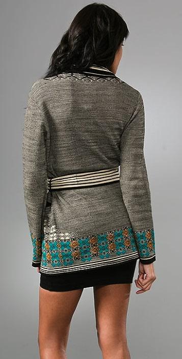 Twelfth St. by Cynthia Vincent Vintage Dakota Sweater