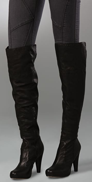 Twelfth St. by Cynthia Vincent Devi Over The Knee Boots
