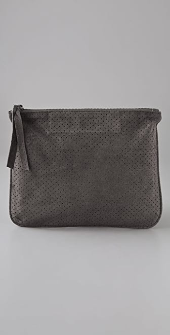 Twelfth St. by Cynthia Vincent Perforated Pouch
