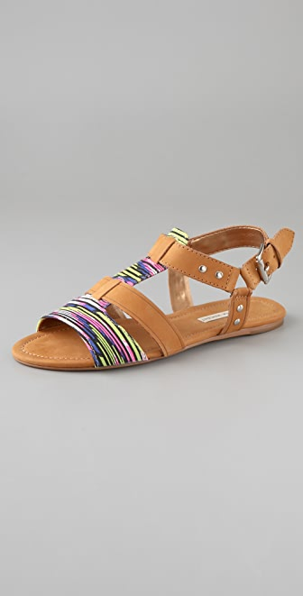 Twelfth St. by Cynthia Vincent Barton Flat Sandals