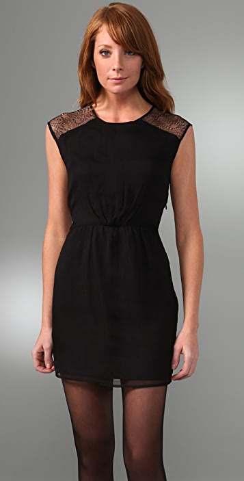 Twelfth St. by Cynthia Vincent Cap Sleeve Dress