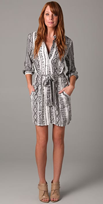 Twelfth St. by Cynthia Vincent Shirtdress