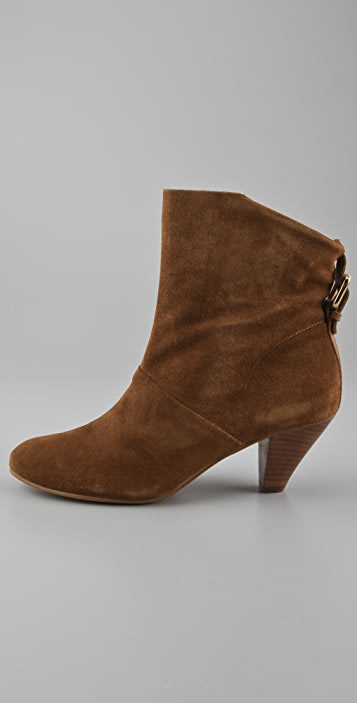 Twelfth St. by Cynthia Vincent Grafton Suede Booties
