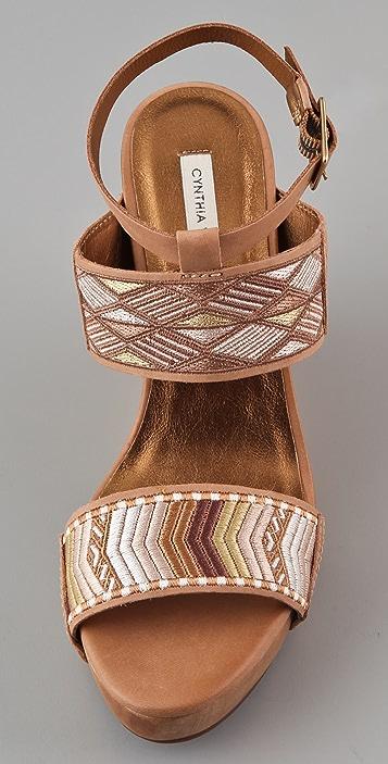 Twelfth St. by Cynthia Vincent Jonah Platform Sandals