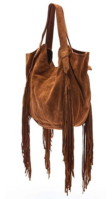 Twelfth St. by Cynthia Vincent Berkeley Bag with Fringe