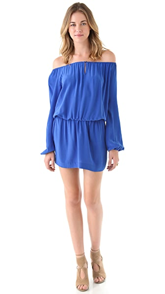 Twelfth St. by Cynthia Vincent Off Shoulder Dress