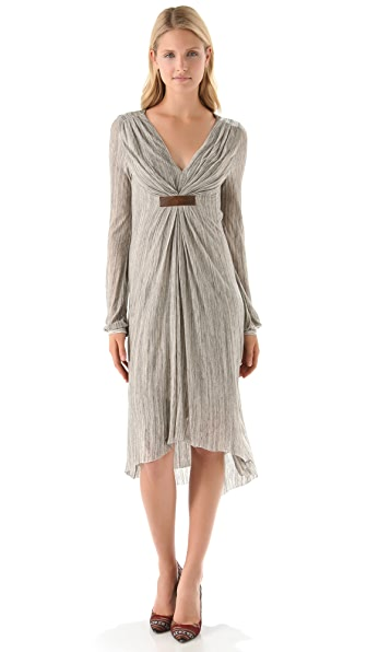 Twelfth St. by Cynthia Vincent Gathered Empire Dress
