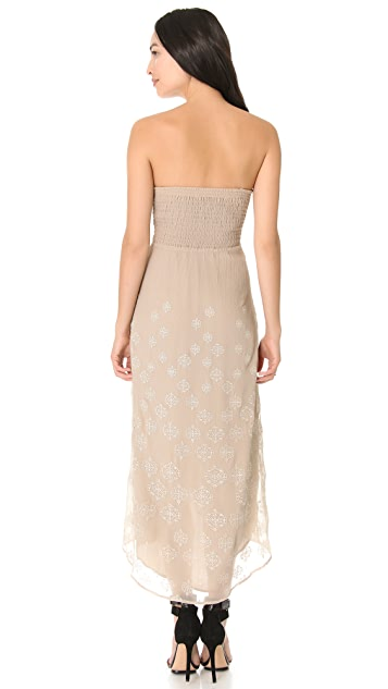 Twelfth St. by Cynthia Vincent Strapless Dress