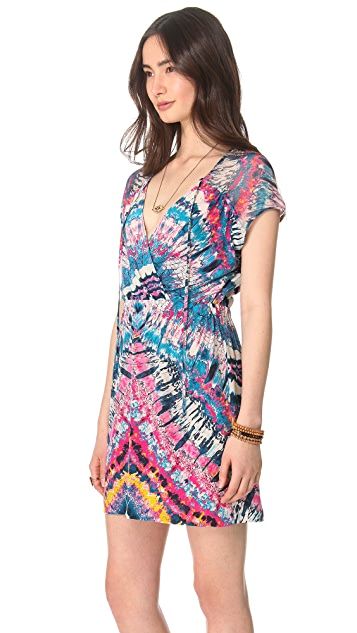 Twelfth St. by Cynthia Vincent Drawstring Shift Dress