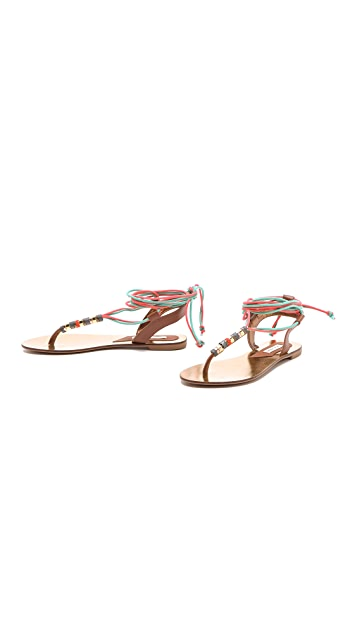 Twelfth St. by Cynthia Vincent Fortuna Sandals