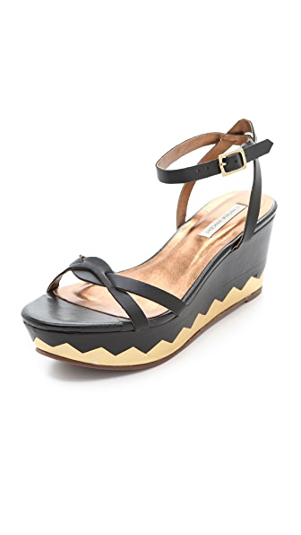 Twelfth St. by Cynthia Vincent Maj Platform Sandals