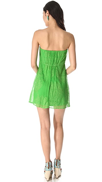 Twelfth St. by Cynthia Vincent Strapless Party Dress