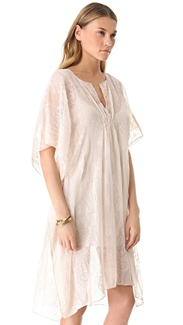 Twelfth St. by Cynthia Vincent Paisley Caftan