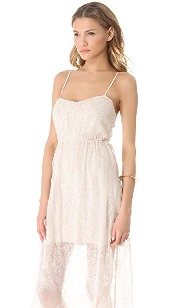 Twelfth St. by Cynthia Vincent High Low Tank Dress