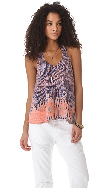 Twelfth St. by Cynthia Vincent V Racer Back Tank