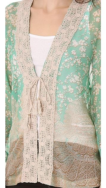 Twelfth St. by Cynthia Vincent Crochet Jacket