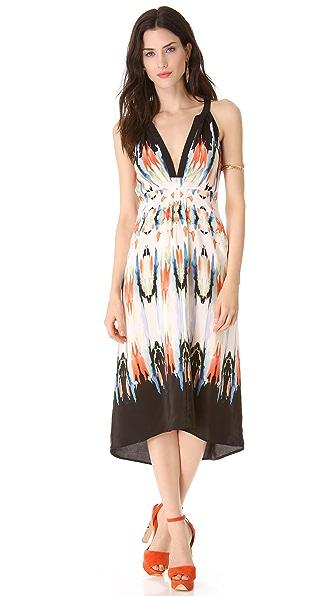 Twelfth St. by Cynthia Vincent Hi Lo Dress