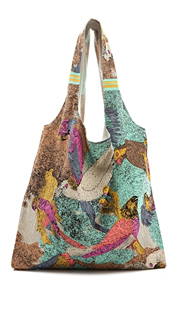 Twelfth St. by Cynthia Vincent Printed Shopper