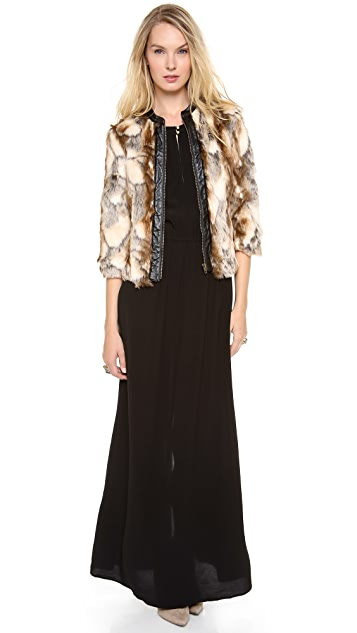 Twelfth St. by Cynthia Vincent Long Sleeve Maxi