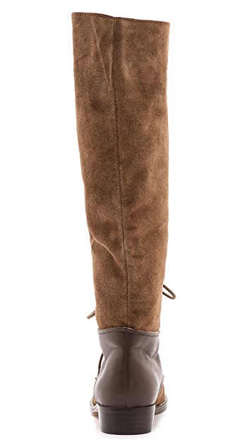 Twelfth St. by Cynthia Vincent Garret Western Riding Boots