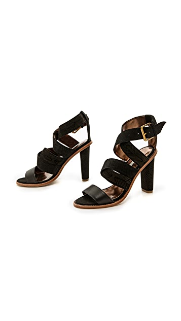 Twelfth St. by Cynthia Vincent Alisa Strappy Sandals