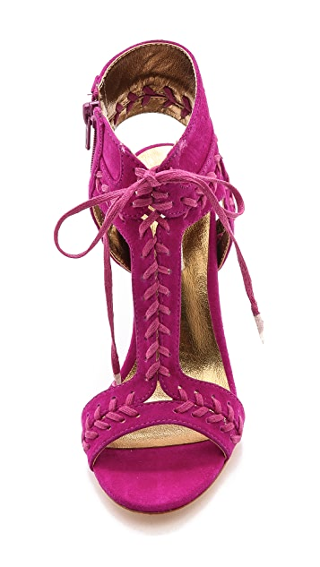 Twelfth St. by Cynthia Vincent Evie Lace up Sandals