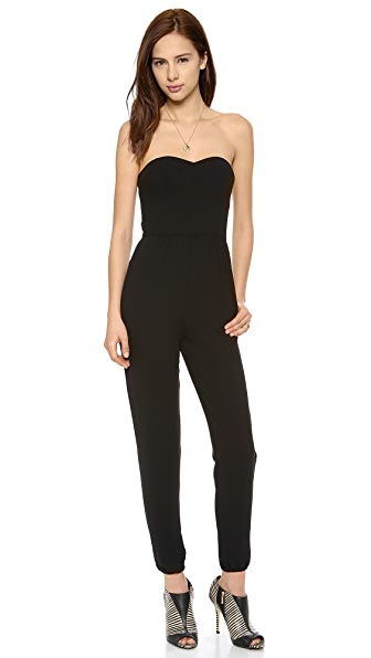 Twelfth St. by Cynthia Vincent Corset Jumpsuit