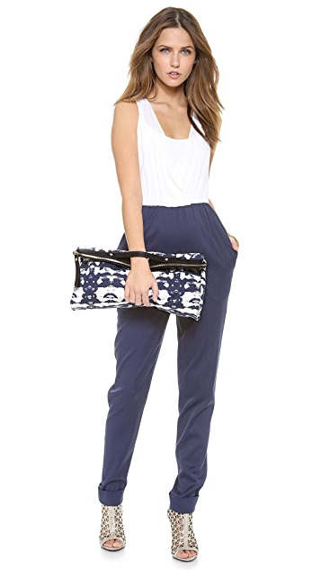 Twelfth St. by Cynthia Vincent Bankers Clutch