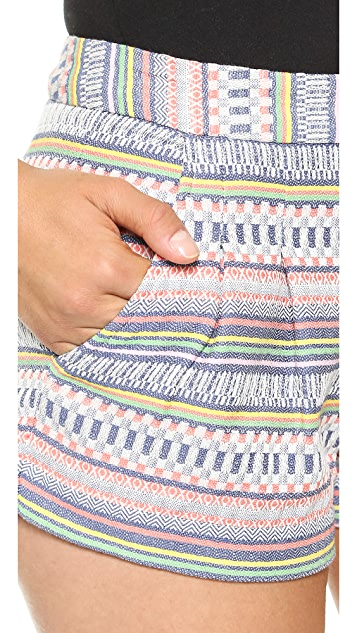Twelfth St. by Cynthia Vincent Pleated Shorts