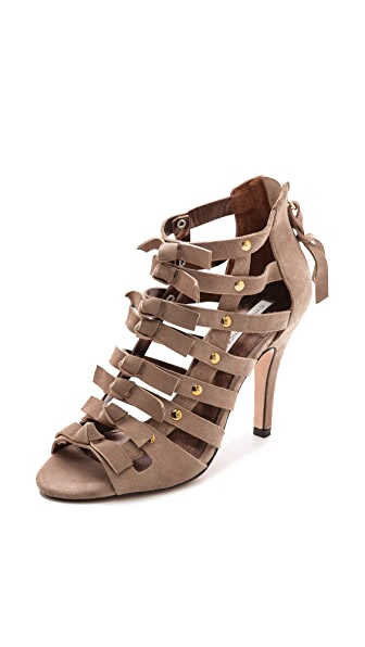 Twelfth St. by Cynthia Vincent Sadie Suede Sandals
