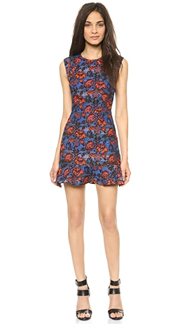 Twelfth St. by Cynthia Vincent Cap Sleeve Mini Dress