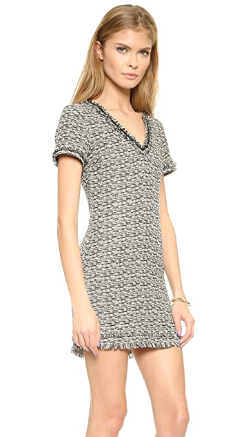 Twelfth St. by Cynthia Vincent V Neck Shift Dress