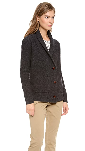 The West is Dead Cardigan Sweater