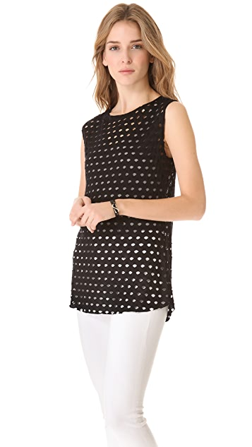 Twenty Perforated Tank