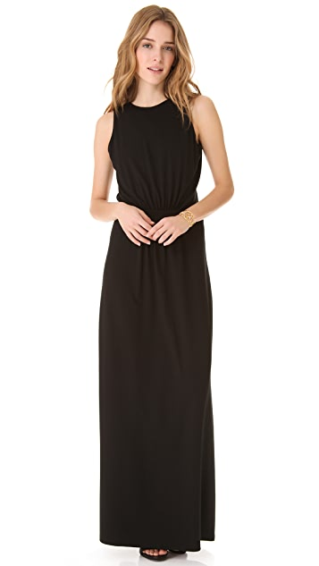 Twenty Open Back Maxi Dress