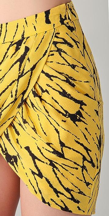 Twenty8Twelve Saforee Printed Skirt